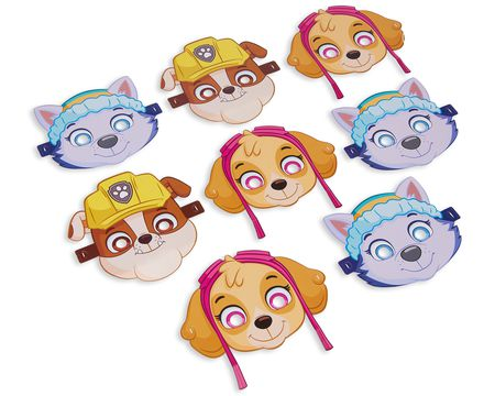 graphic about Paw Patrol Printable Decorations named Paw Patrol Birthday Celebration Decorations American Greetings