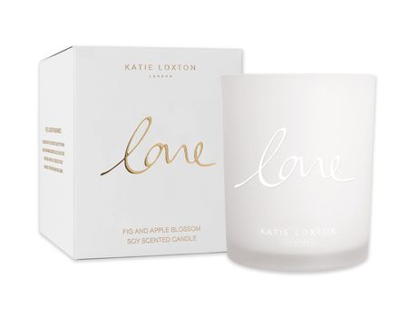 Katie Loxton Love Candle
