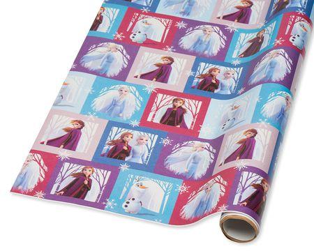 A Disney Christmas Gift Dvd.Christmas Gift Wrap American Greetings