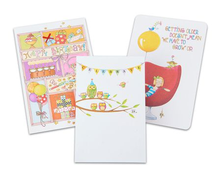 Greeting card bundles shop american greetings say it with mary engelbreit birthday card bundle bookmarktalkfo Image collections