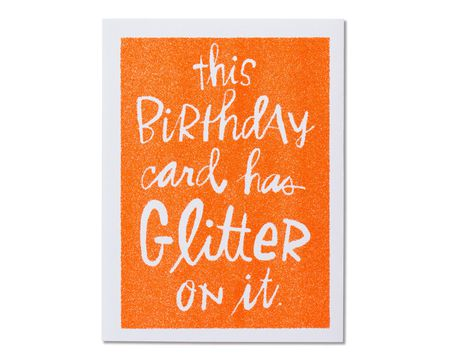 Paper greeting cards shop american greetings glitter birthday card m4hsunfo