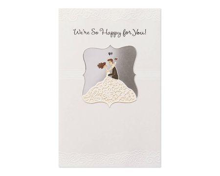Beautiful Life Wedding Card