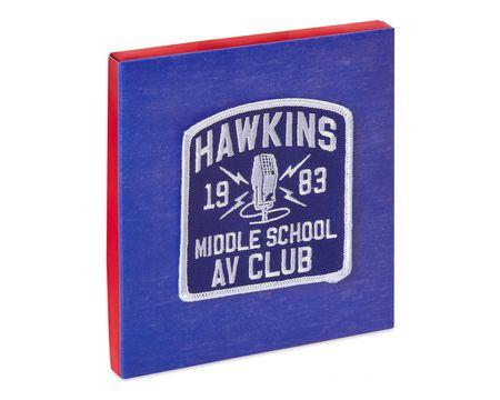Stranger Things? Hawkins AV Gift Card Holder