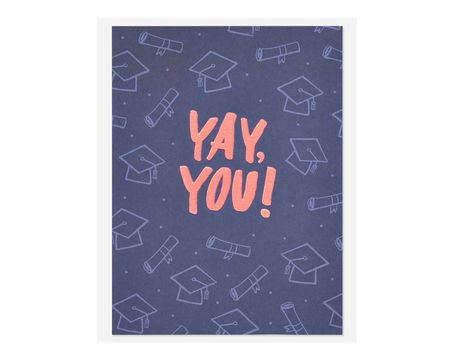 Happy graduation greeting cards american greetings yay graduation card m4hsunfo