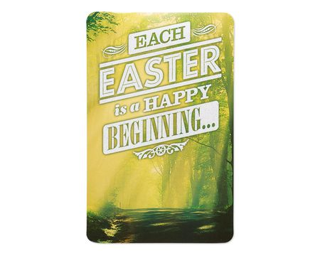 Happy Beginning Easter Card