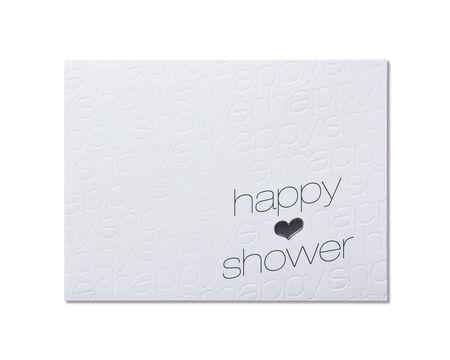 Paper bridal shower greeting cards shop american greetings happy thought bridal shower card m4hsunfo