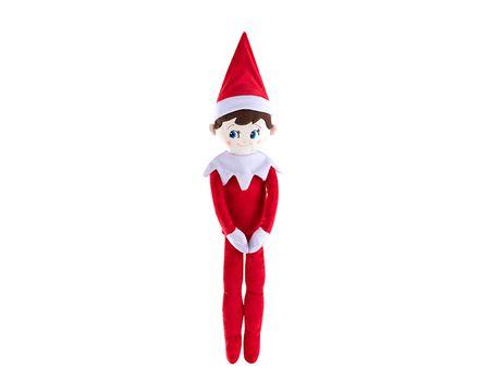 The Elf on the Shelf® Plushee Pals Huggable Boy, Jumbo, 27 in.