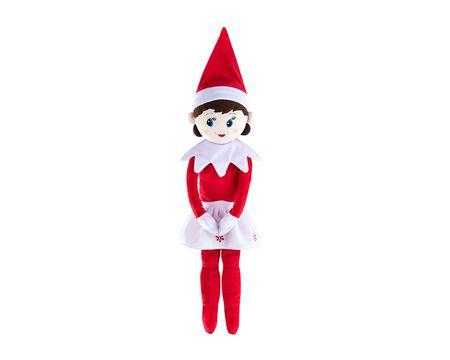 The Elf on the Shelf® Plushee Pals Huggable Girl, Jumbo, 27 in.