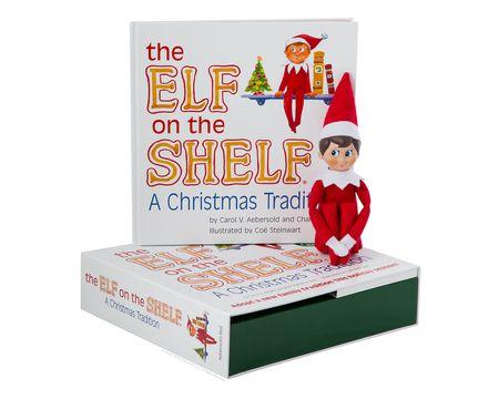 The Elf on the Shelf®, Boy Light