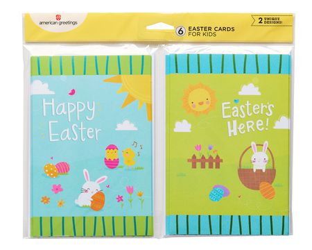 Cute easter paper cards for kids shop american greetings cute easter paper cards for kids m4hsunfo