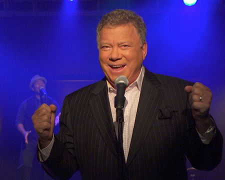 William Shatner SHOUT Out Song (Personalized Lyrics)