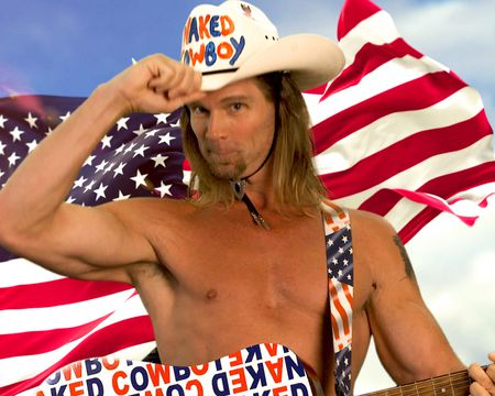 Naked Cowboy Video Ecard (Personalize)