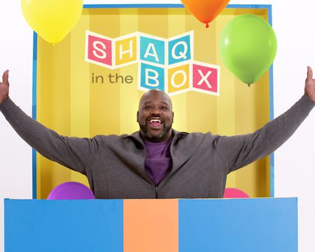 Shaquille O'Neal - Shaq-in-the-Box Birthday Song Ecard (Personalize Lyrics)