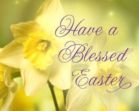 Blessed Easter Ecard | American Greetings