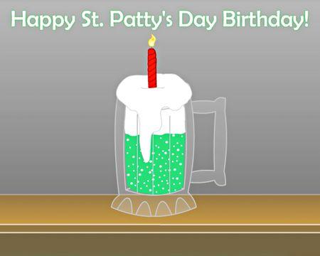 St. Pat's Birthday