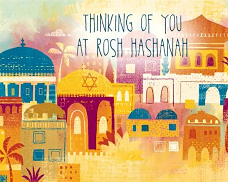 Thinking of You at Rosh Hashanah