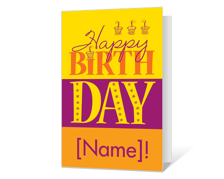 This is a photo of Free Printable Birthday Cards for Him within fiance