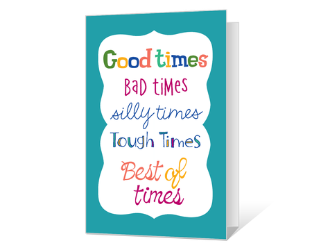 This is a photo of Free Printable Friendship Cards within wife