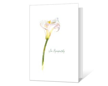 It is a graphic of Sympathy Card Printable with blank