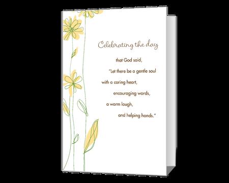 free religious birthday cards online