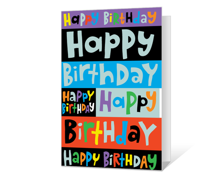 It's just a picture of Persnickety Free Printable Birthday Cards for Him