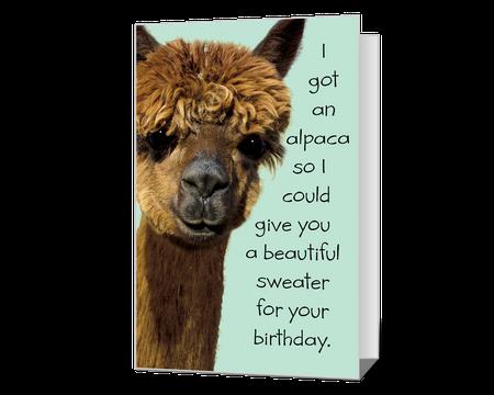 free printable adult greeting card