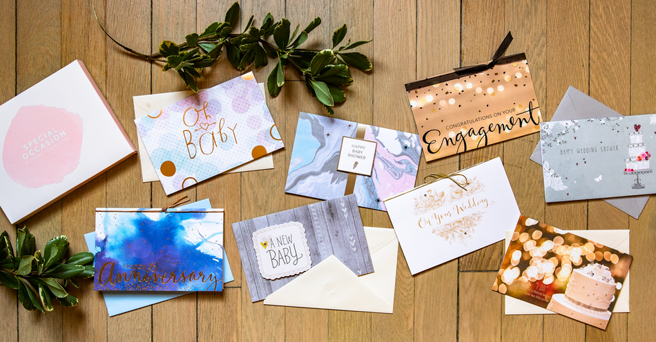 Special Occasions Greeting Card Collection Lifestyle