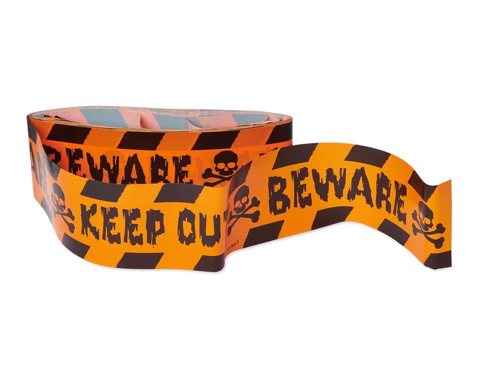 Halloween Fright Tape