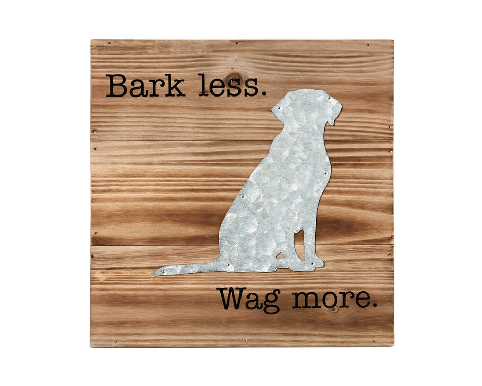 Mud Pie Bark Less Plaque