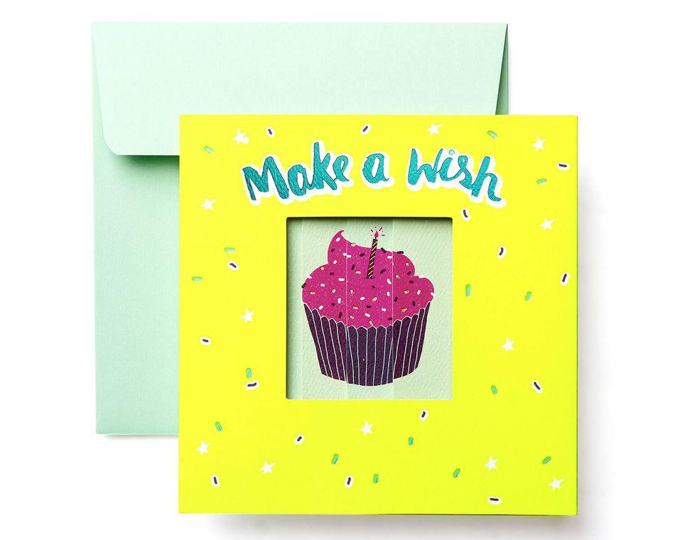 Cupcake Birthday Greeting Card American Greetings