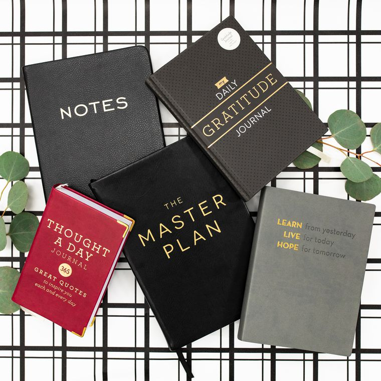 Eccolo Master Plan Style Journal Lifestyle