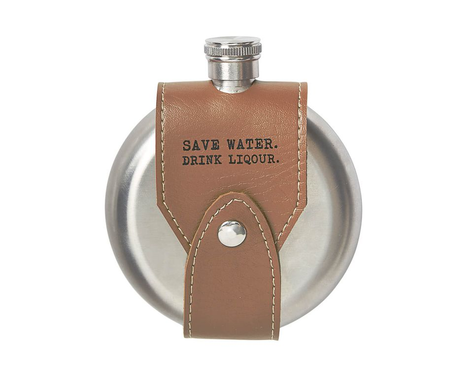 Mud Pie Save Water Flask