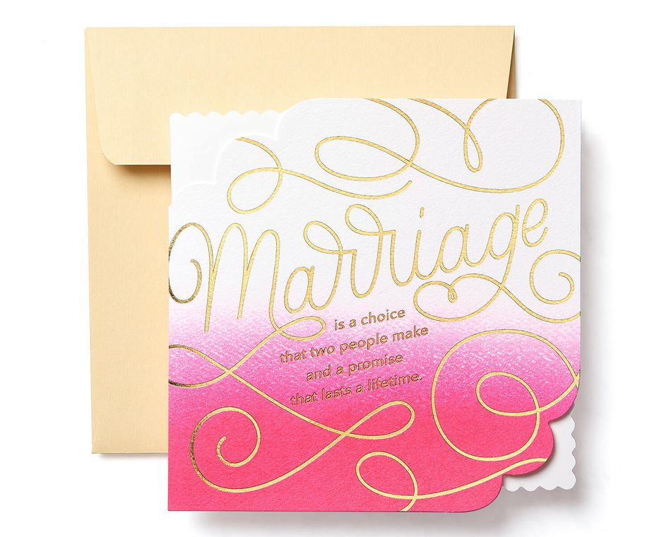 Marriage greeting card for couple wedding anniversary american marriage greeting card for couple wedding anniversary m4hsunfo