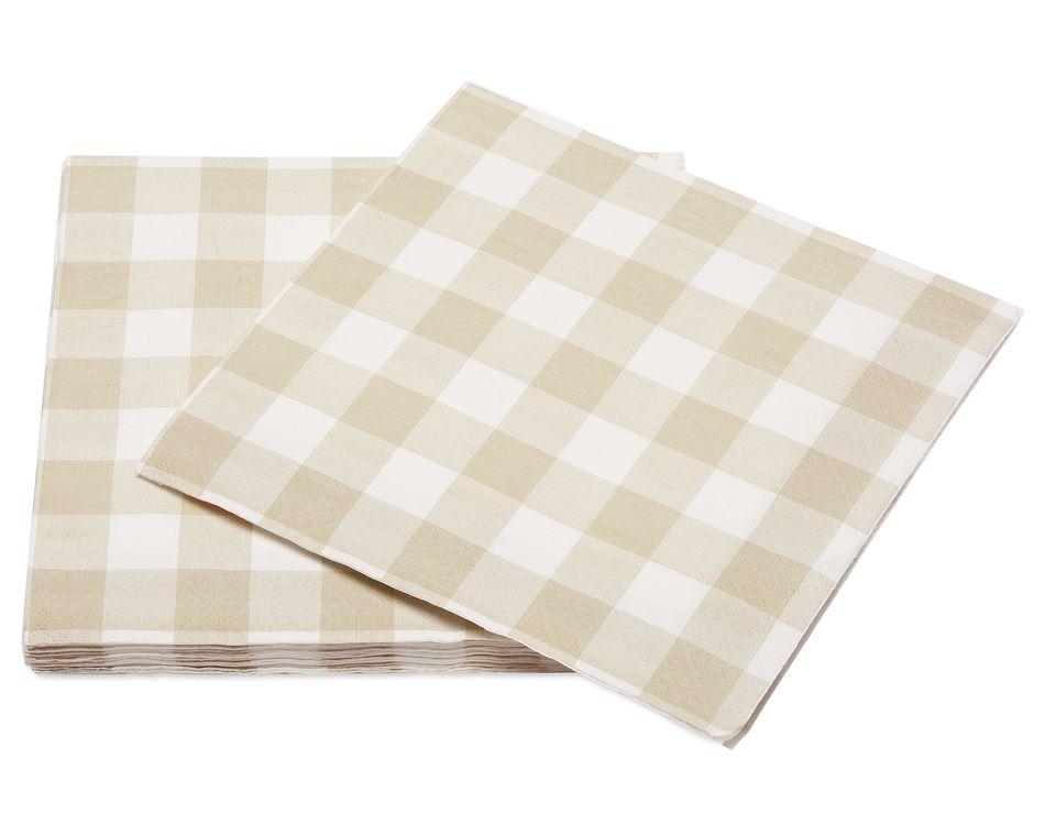 Thanksgiving Medley Paper Dinner Napkins, 16-Count