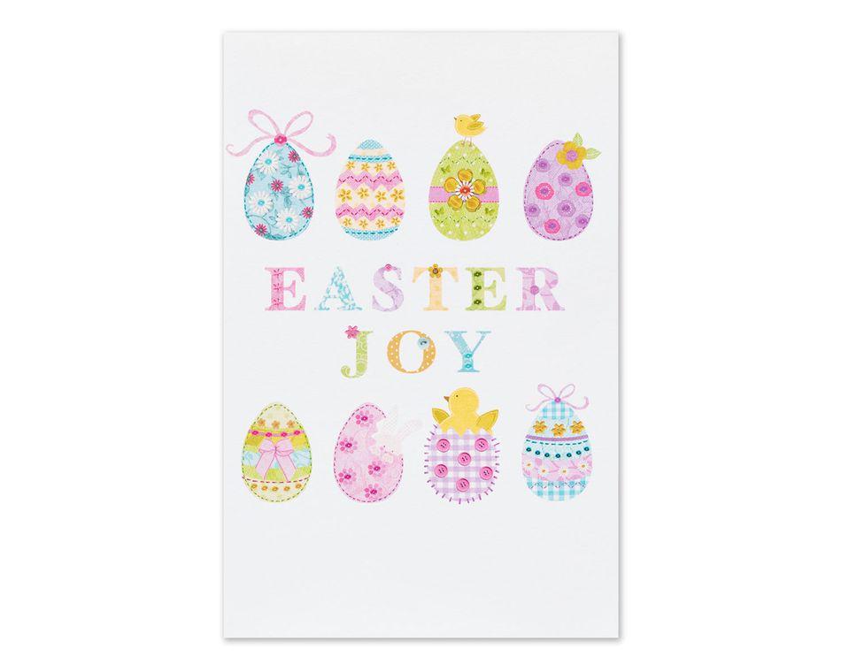 Easter Joy Easter Card, 6-Count