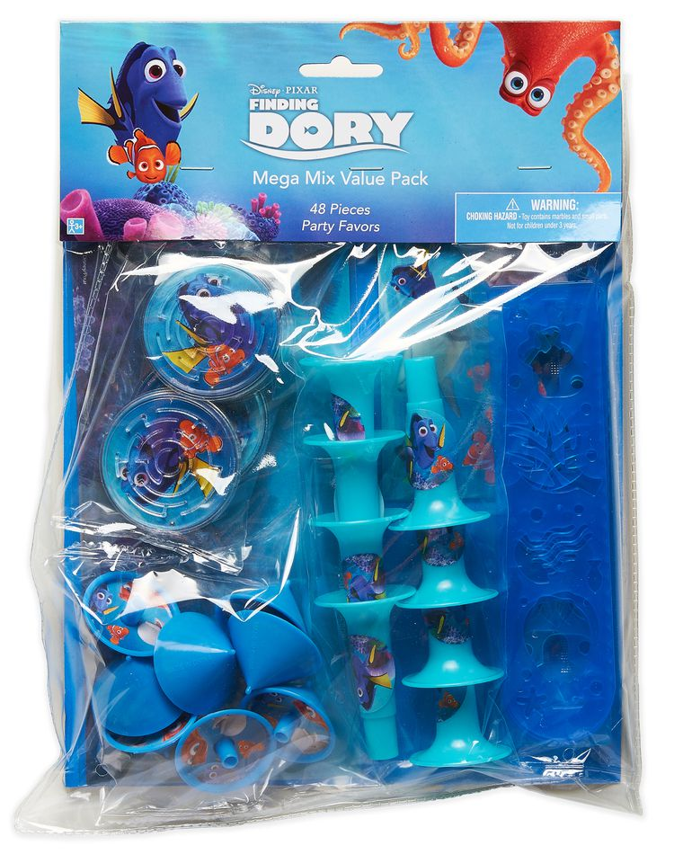 finding dory party favor value pack 48 ct