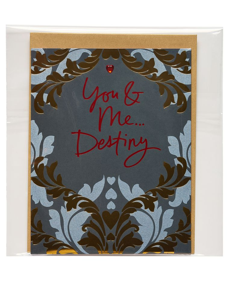 destiny valentine's day card
