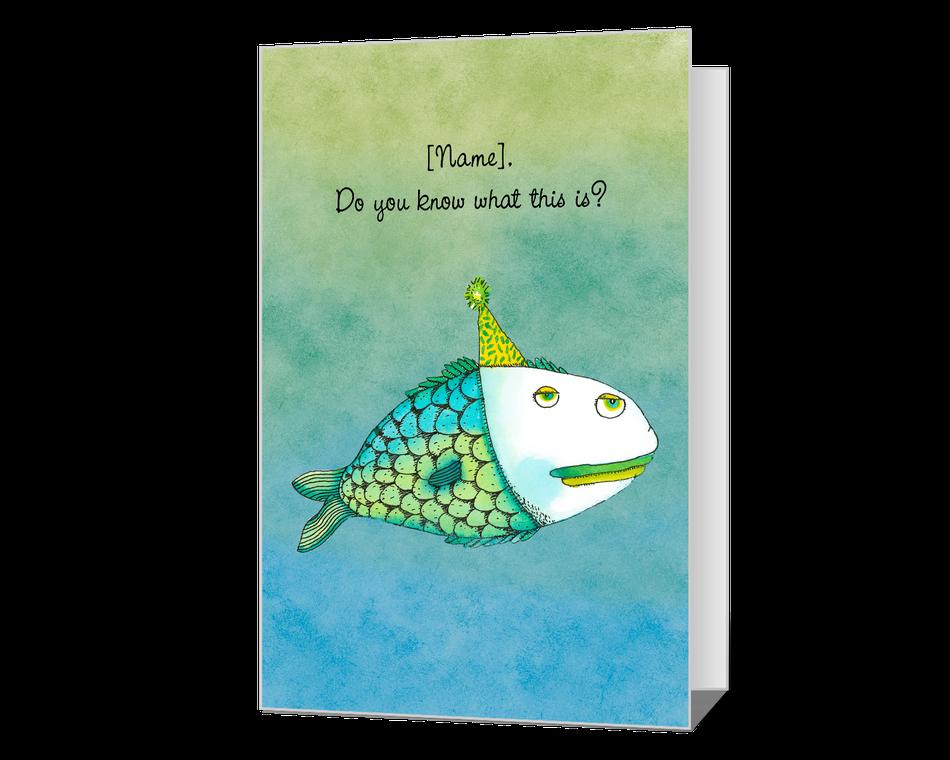 Your Birthday Cod