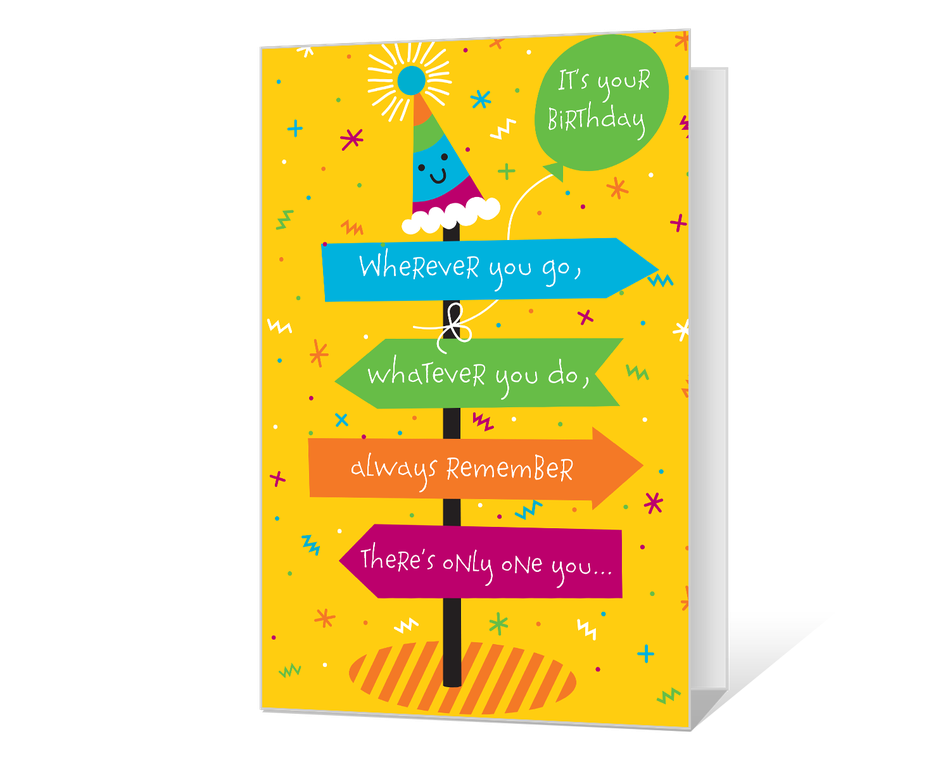This is a picture of Crazy American Greeting Cards Printable