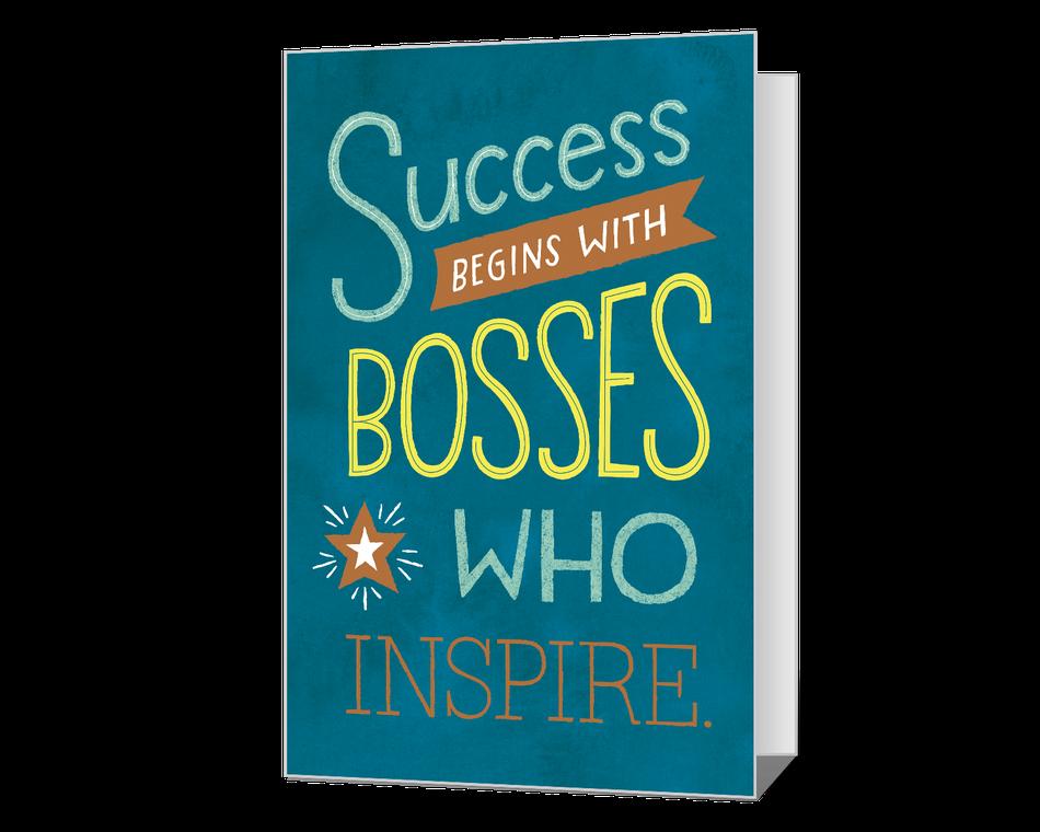 Bosses Who Inspire