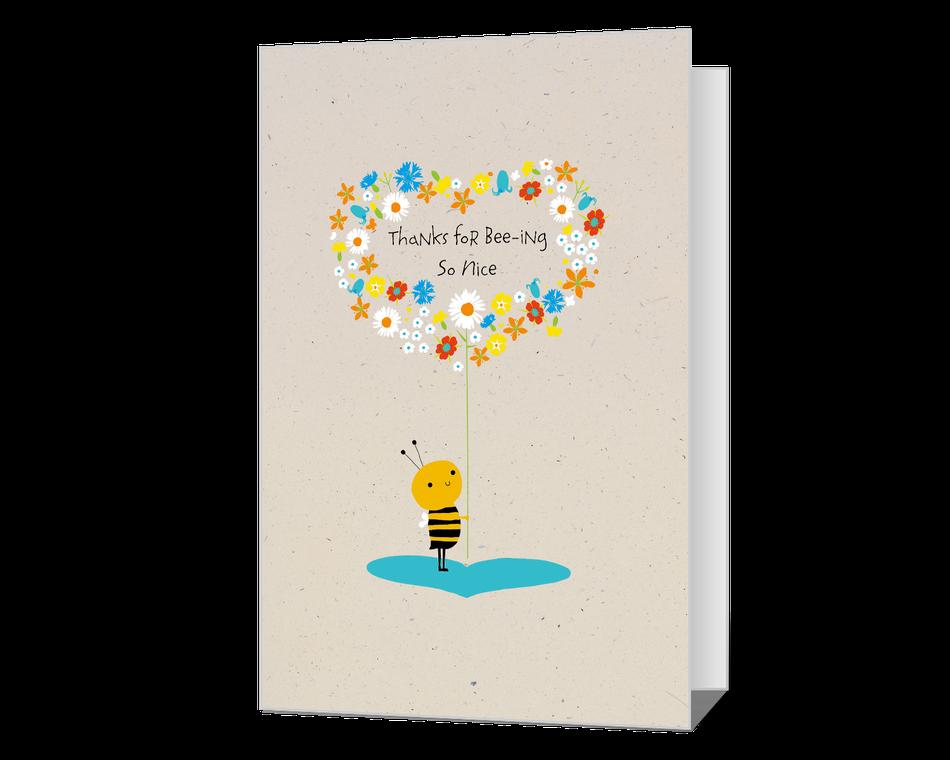Bee-ing Grateful