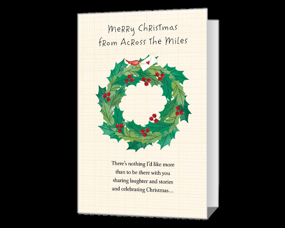 Across the Miles Printables