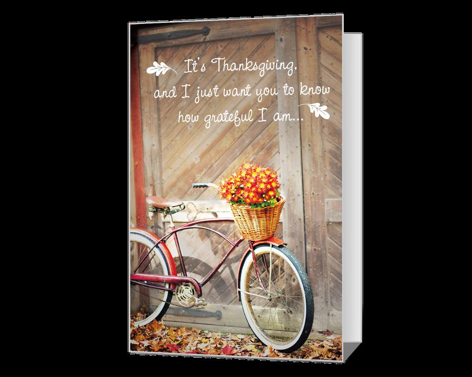 Grateful for You Printable