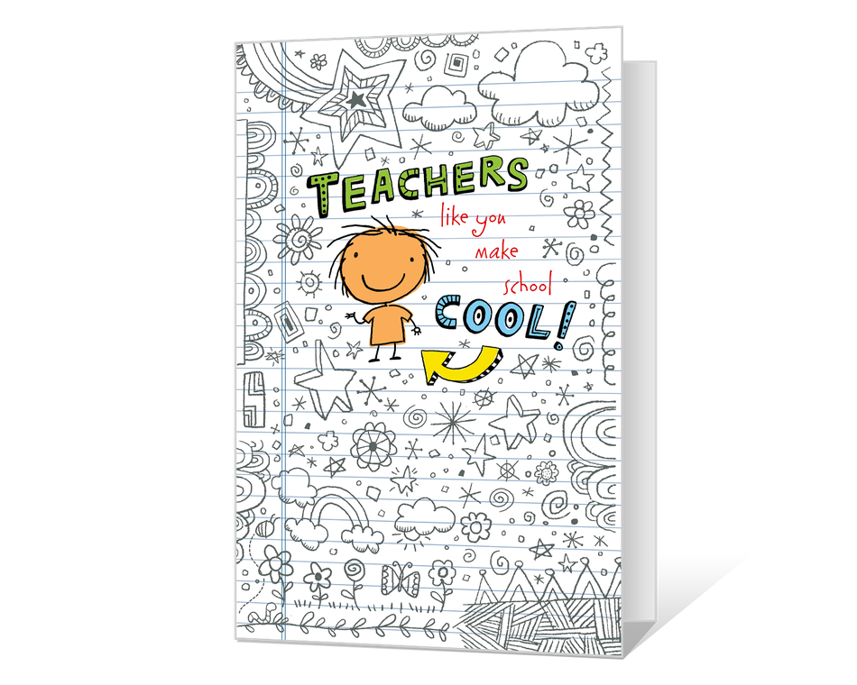 Great Teacher Printable
