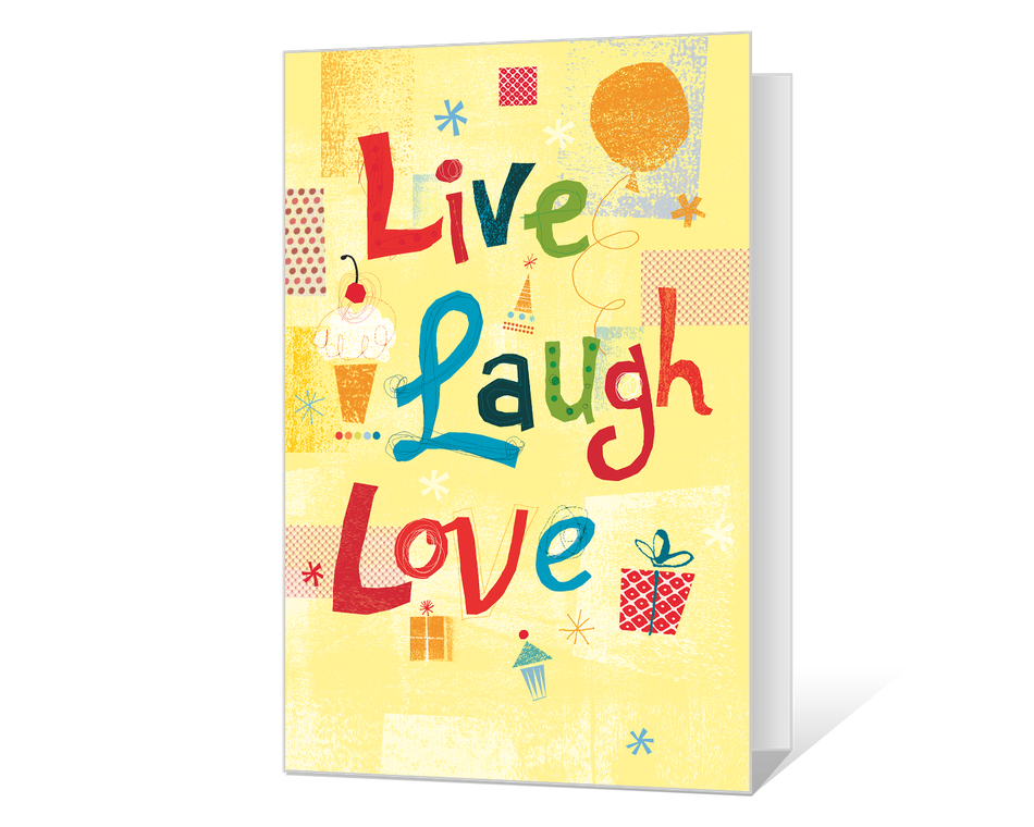 Live Laugh Love Printable