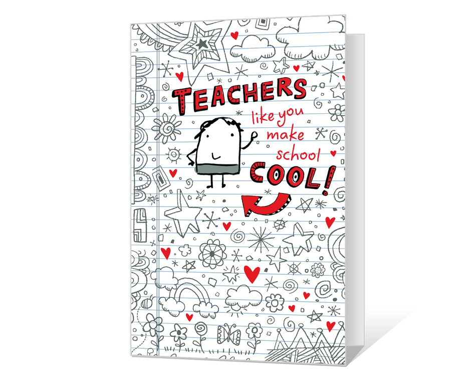 Cool Teacher Printable