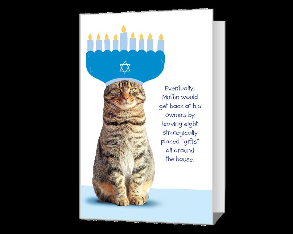 Hanukkah Surprises Printable