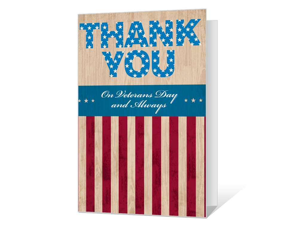 Thank You for Your Service Printable