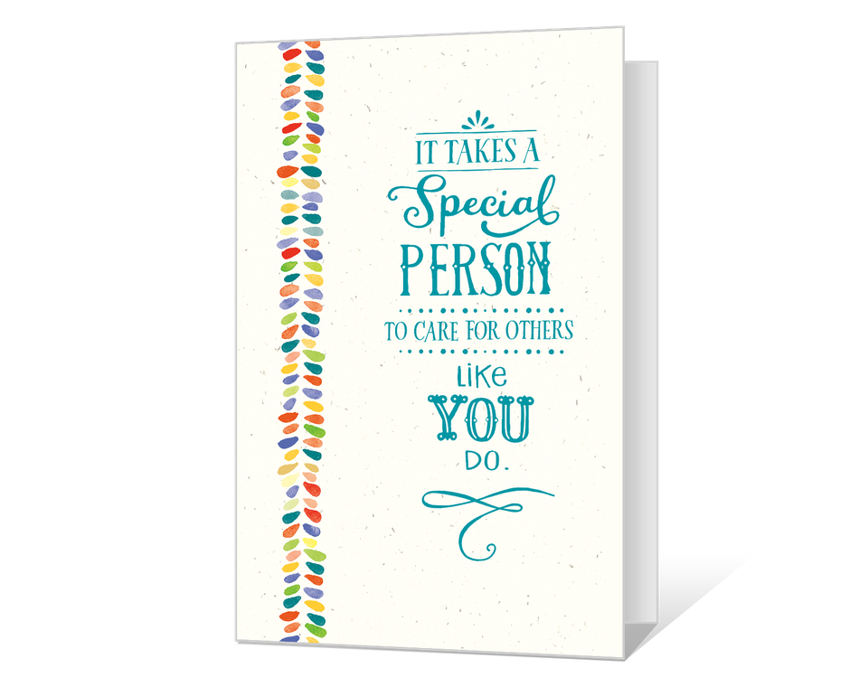 You Are Special Printable