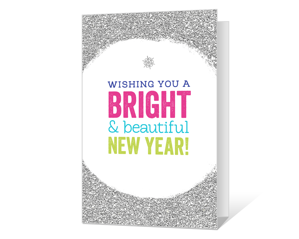 Bright & Beautiful Wishes Printable